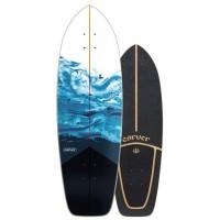 """Surf Skate Carver Resin 31"""" 2020 - Deck Only"""