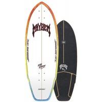 """Surf Skate Carver Rad Ripper 31"""" 2020 - Deck Only"""