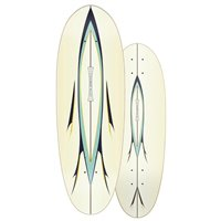 "Surf Skate Carver Nomad 30.25"" 2020 - Deck Only"
