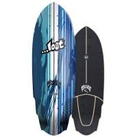 """Surf Skate Carver Lost Rocket V3 30"""" 2020 - Deck Only"""