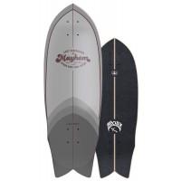 "Surf Skate Carver Lost Rnf Retro 29.5"" 2020 - Deck Only"