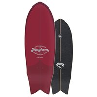 "Surf Skate Carver Lost Rnf Retro 29.5"" 2020 - Deck Only"