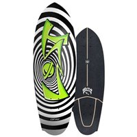 "Surf Skate Carver Lost Maysym 30.50"" 2020 - Deck Only"
