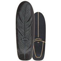"Surf Skate Carver Knox Quill 31.25"" 2020 - Deck Only"