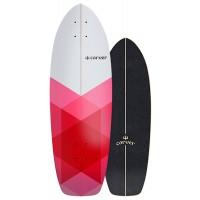 "Surf Skate Carver Firefly 30.25"" 2020 - Deck Only"