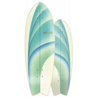 """Surf Skate Carver Emerald Peak 30"""" 2020 - Deck Only"""