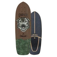 "Surf Skate Carver Courtney Conlogue 29.5"" 2020 - Deck Only"