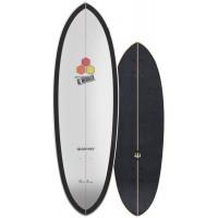 "Surf Skate Carver CI Black Beauty 31.75"" 2020 - Deck Only"