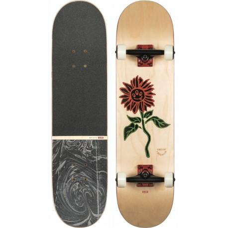 Skateboard Globe G2 Bloom 8.0'' - Natural - Complete 2020