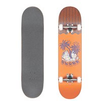Skateboard Globe G1 Overgrown 7.875'' - Orange - Complete 2020