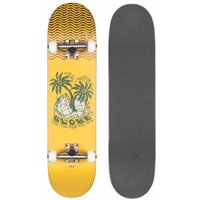 Skateboard Globe G1 Overgrown 7.75'' - Yellow - Complete 2020
