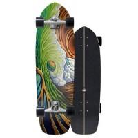 """Surf Skate Carver Greenroom 33.75"""" 2020 - Complete"""