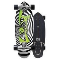 """Surf Skate Carver Lost Maysym 30.50"""" 2020 - Complete"""