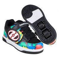 Heelys Chaussures Plus X2 Black/Multi/Paint 2020
