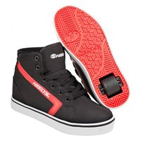 Heelys Chaussures GR8R Hi Black/Red 2020