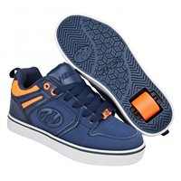 Heelys Chaussures Motion 2.0 Navy/Neon Orange 2020