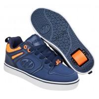 Heelys Chaussures Motion 2.0 Navy/Neon Orange 2020