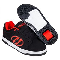 Heelys Chaussures Voyager NuBuck Black/Red 2020