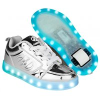 Heelys Chaussures Premium 1 Lo Silver Chrome 2020