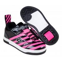 Heelys Chaussures Rift Black/Hot Pink/Stripe 2020