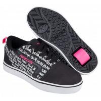 Heelys Chaussures Gr8 Pro Prints Black/Hot Pink/Blah 2020