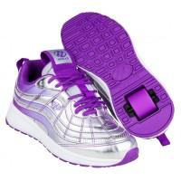 Heelys Chaussures Nitro Silver/Violet 2020