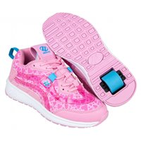 Heelys Chaussures Nitro Light Pink/Pink Hearts 2020