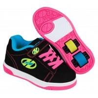 Heelys Chaussures Dual Up Black/Neon Multi 2020