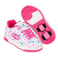 Heelys Chaussures X2 Dual Up White/Pink/Multi 2020
