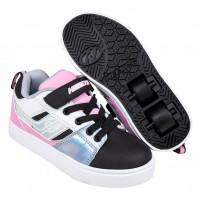 Heelys Chaussures X2 Racer 20 X2 Black/Silver/White/Light Pink 2020