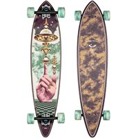 Longboards Globe Pintail 37'' - The Launcher - Complete 2020