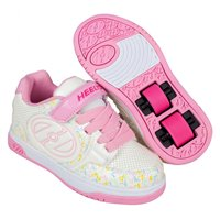 Heelys Chaussures X2 Plus X2 White/Light Pink/Multi Logo 2020