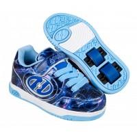 Heelys Chaussures X2 Plus X2 Lighted Purple/Blue/Lightning 2020