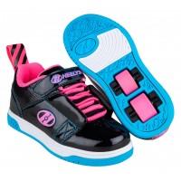 Heelys Chaussures Rift X2 Black/Neon Pink/Cyan 2020