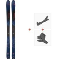 Ski Dynastar Vertical Pro 2021 + Fixations de ski randonnée + Peaux
