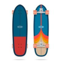 "Long island Ash 34"" Surfskate -  Complete 2020"