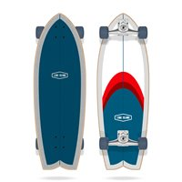 """Long island Twin 30"""" Surfskate -  Complete 2020"""