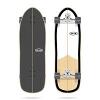 "Long island Mellow 33"" Surfskate -  Complete 2020"
