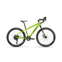 Bombtrack Beyond Junior Lime Komplettes Fahrrad 2020