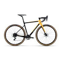 Bombtrack Tension 2 Orange Komplettes Fahrrad 2020