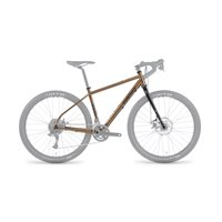 Bombtrack Audax Grey Rahmen Gabel Set 2020