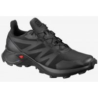 Salomon Shoes Supercross Black/Black/Black 2020