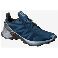 Salomon Shoes Supercross Poseidon/Pearl Blue/Bk 2020
