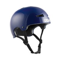 TSG Evolution Solid Color Evo Blue Gloss 2020