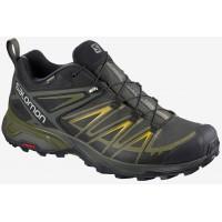 Salomon Shoes X Ultra 3 GTX Castor Gray/Beluga 2020