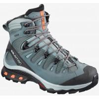 Salomon Shoes Quest 4D 3 GTX W Lead/Stormy Weather 2020