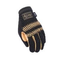 TSG Slim Knit Glove Black-Beige 2020