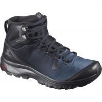 Salomon Shoes Vaya Mid GTX Black/Sargasso Sea/Black 2020