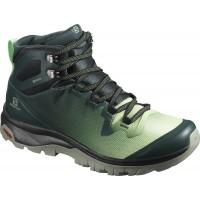Salomon Shoes Vaya Mid GTX Green/Spruce Sto/Sha 2020