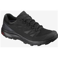 Salomon Shoes Outline GTX Black/Phantom/Magnet 2020